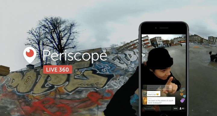 Imagen - Twitter añade vídeos en 360 grados en directo