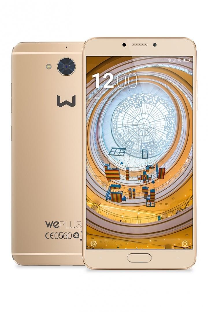 Weimei wePlus 2 llega con 4GB de RAM y el chip Helio P10