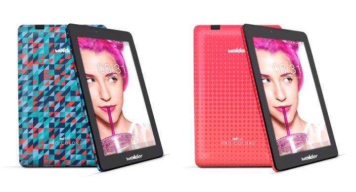 Imagen - Wolder miTab Pro Colors, una tablet de 7 pulgadas con un gran diseño
