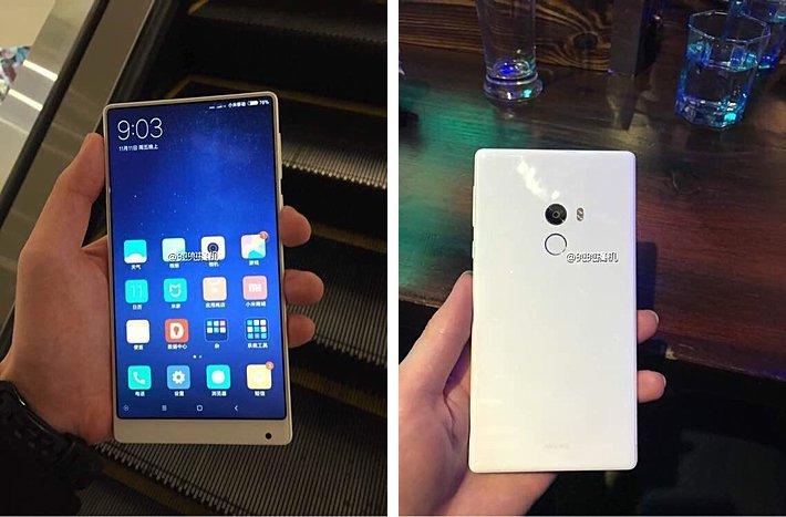 Imagen - Xiaomi Mi Mix también llegará en color blanco