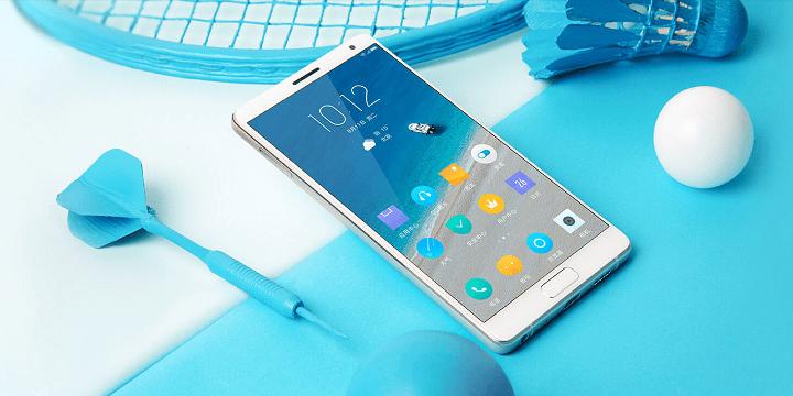 ZUK Edge, un potente smartphone sin bordes como el Xiaomi Mi Mix