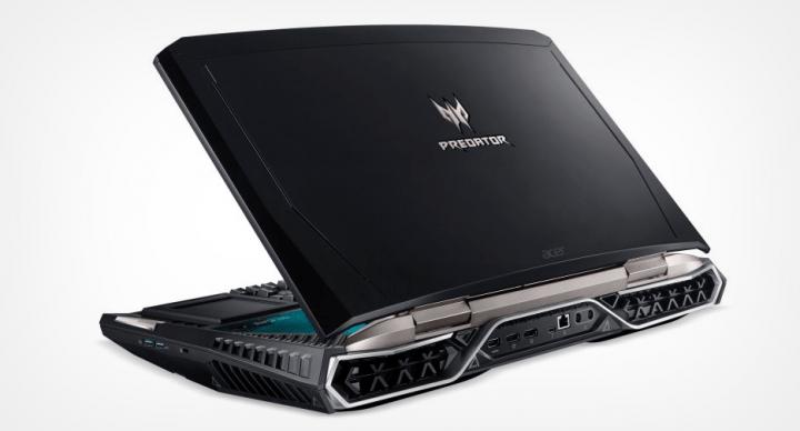 Acer Predator 21 X, precio y disponibilidad del portátil con pantalla curva de 21 pulgadas