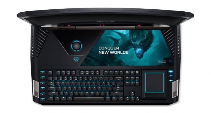 Imagen - Acer Predator 21 X, precio y disponibilidad del portátil con pantalla curva de 21 pulgadas