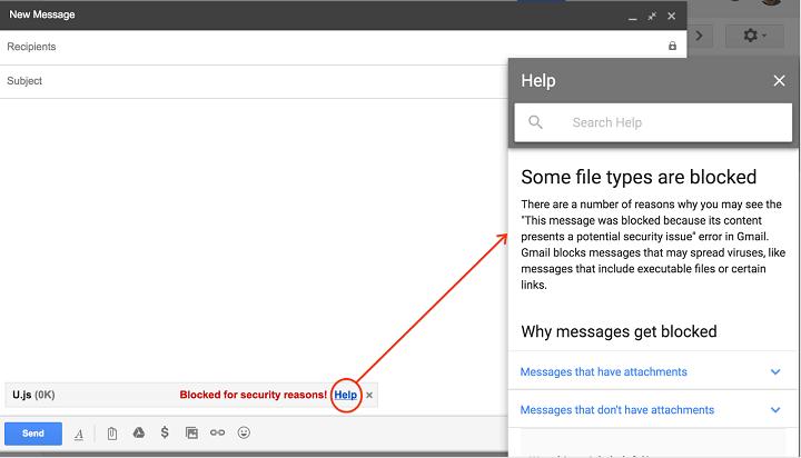 Imagen - Gmail mejorará la seguridad bloqueando archivos Javascript
