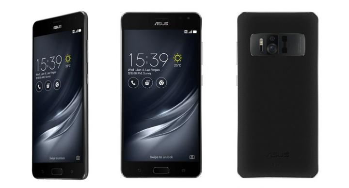 Imagen - Asus ZenFone AR, un smartphone para la realidad virtual y aumentada
