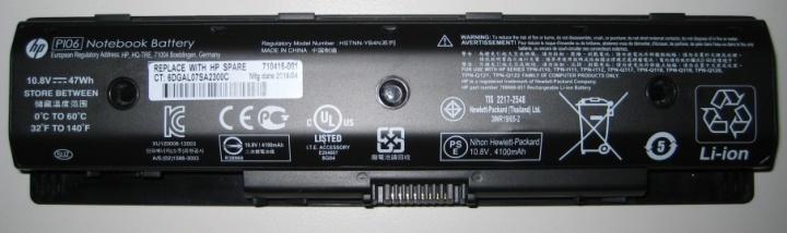 Imagen - Más de 100.000 baterías de portátiles HP en riesgo de explosión serán sustituidas