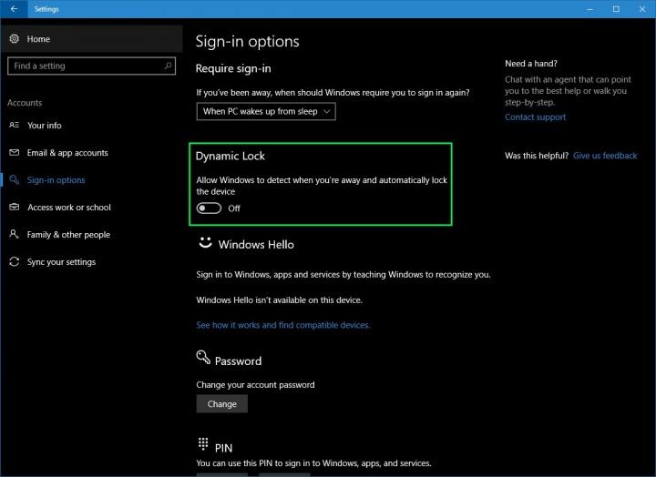 Imagen - Windows 10 se bloqueará automáticamente cuando esté inactivo