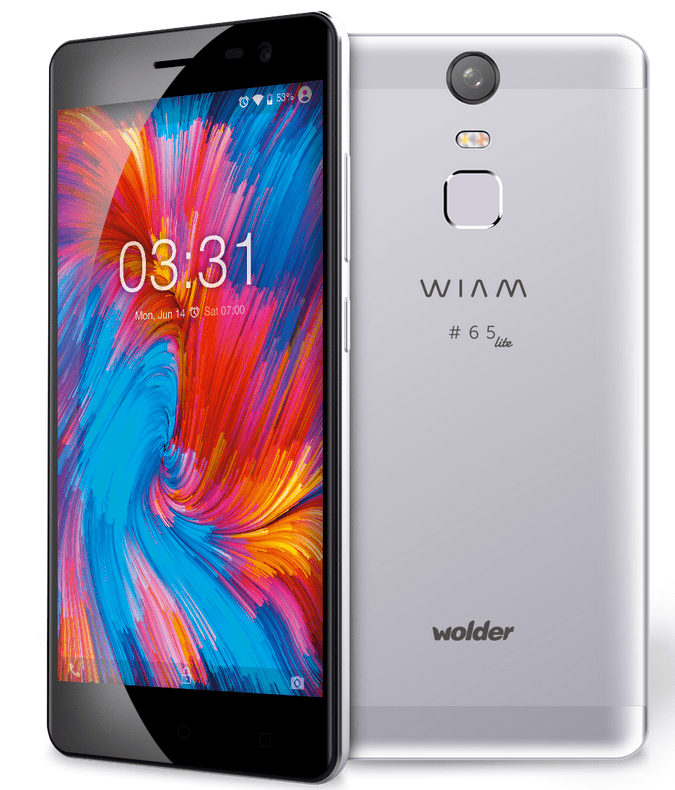Imagen - Wolder Wiam 65 y Wiam 65 Lite se actualizan a Android 7 Nougat