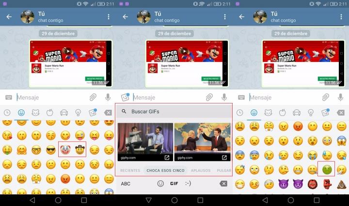 Imagen - Telegram ya permite deshacer el envío de mensajes