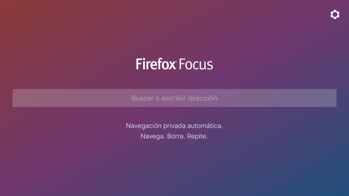 Imagen - Descarga Firefox Focus para iOS, el navegador que protege tu privacidad