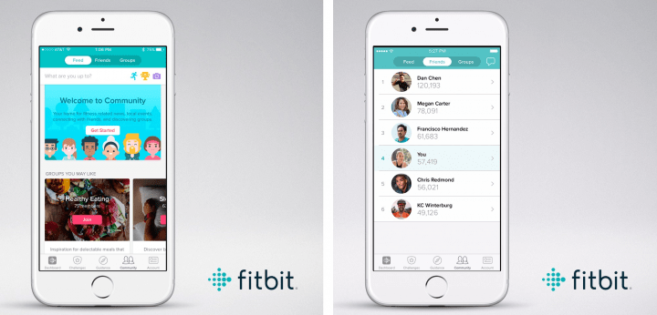 Imagen - Fitbit mejora su experiencia social, los entrenamientos dirigidos y actualiza Fitbit Blaze