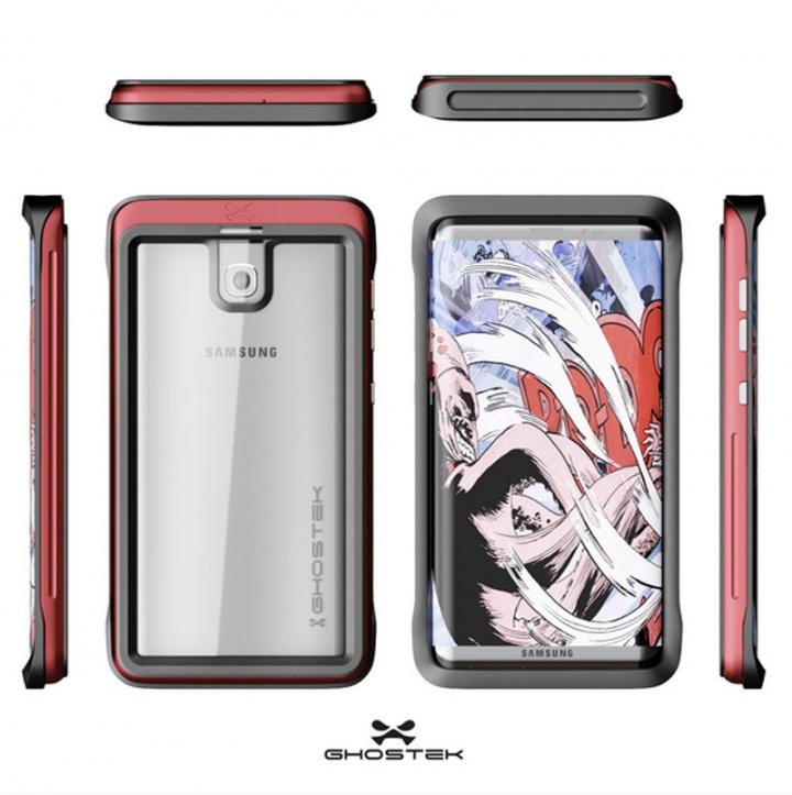 Imagen - Una funda desvela el diseño del Samsung Galaxy S8