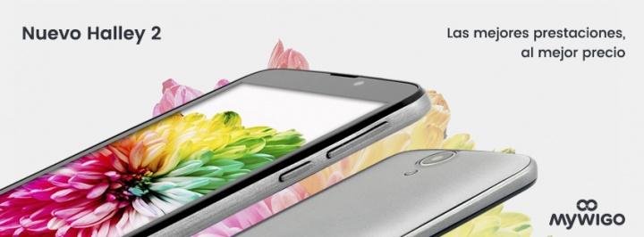 Imagen - MyWigo Halley 2 renueva su diseño exterior y trae Android 6.0 Marshmallow