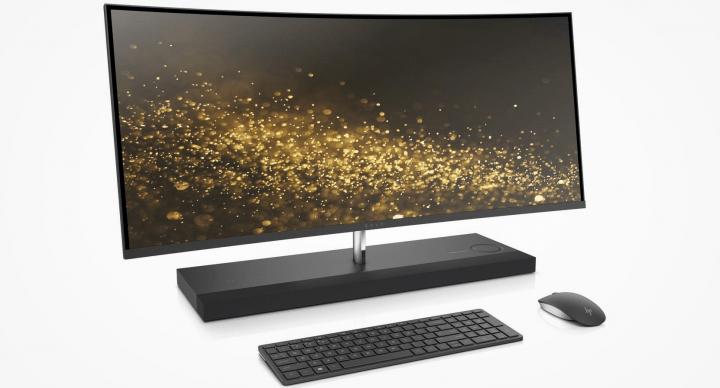Imagen - HP Envy Curved AiO 34, un PC todo en uno con pantalla curva de 34 pulgadas