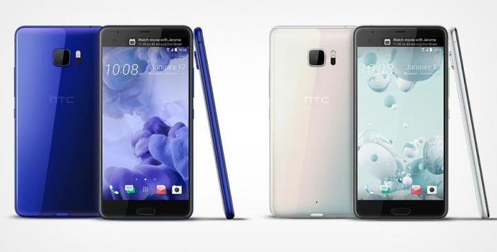 Imagen - HTC U Ultra es oficial con doble pantalla y diseño en zafiro