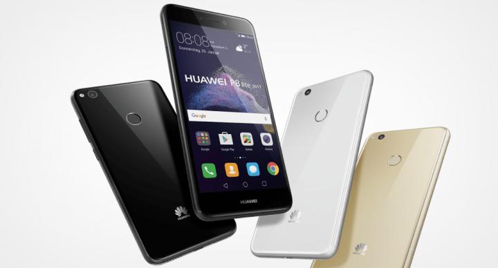 Huawei P8 Lite 2017 es oficial: conoce sus especificaciones
