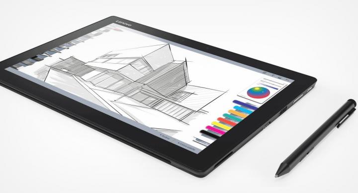 Imagen - Lenovo Miix 720 actualiza el portátil 2 en 1 de estilo Surface