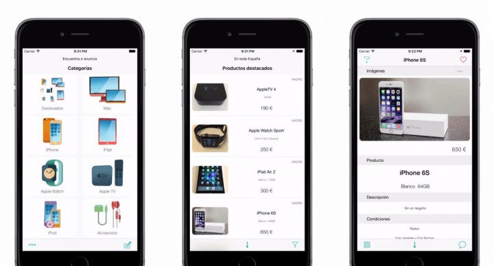 Imagen - Marketpple, la app para comprar y vender productos de Apple de forma fiable