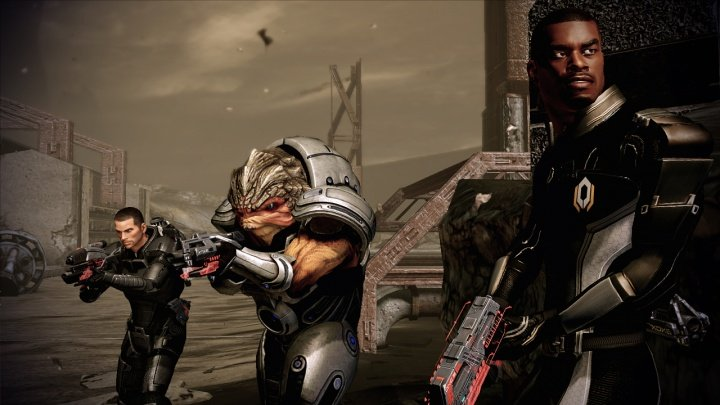 Descarga gratis Mass Effect 2 para PC, un gran juego de aventura espacial