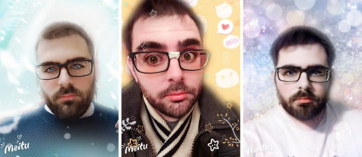 Imagen - Meitu, la app del momento para hacerse selfies estilo anime