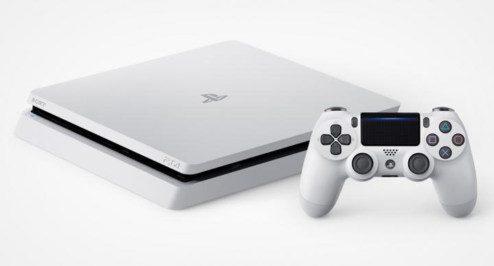 PlayStation 4 Glacier White, el modelo en color blanco de la consola