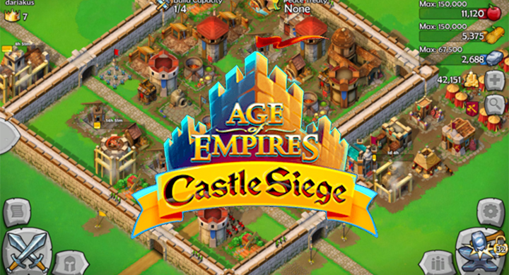 Age of Empires: Castle Siege llegará a Android