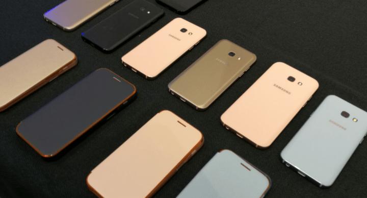 Imagen - Los nuevos Samsung Galaxy A (2017) ya son oficiales