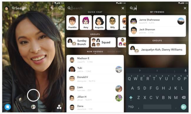 Imagen - Snapchat mejora su buscador para mostrar mejores contenidos