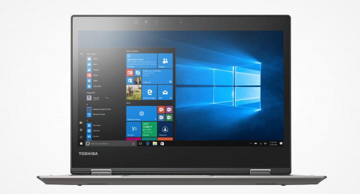 Imagen - Windows 10 Creators Update da errores en portátiles Toshiba y en los Intel Clover Trail