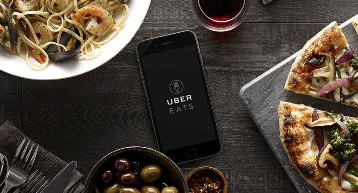 UberEats llega a Madrid, comida a domicilio alternativa a Just Eat