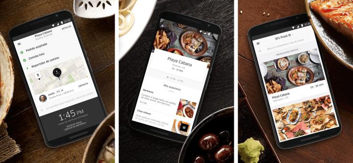 Imagen - UberEats llega a Madrid, comida a domicilio alternativa a Just Eat