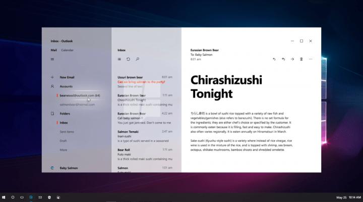 Imagen - Windows 10 renovará su aspecto y tendrá transparencias