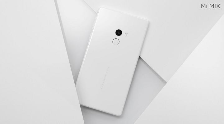 Imagen - Xiaomi Mi Mix en color blanco ya es oficial