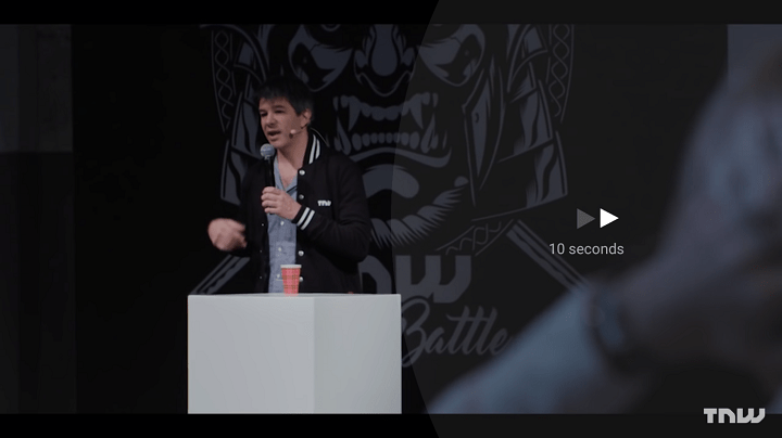 Imagen - YouTube para móviles ya permite avanzar o retroceder 10 segundos con un doble toque
