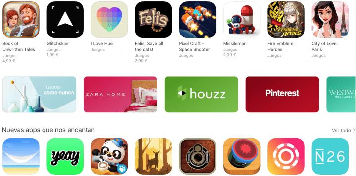 Imagen - Movistar ya permite pagar las compras de la App Store con tu factura mensual