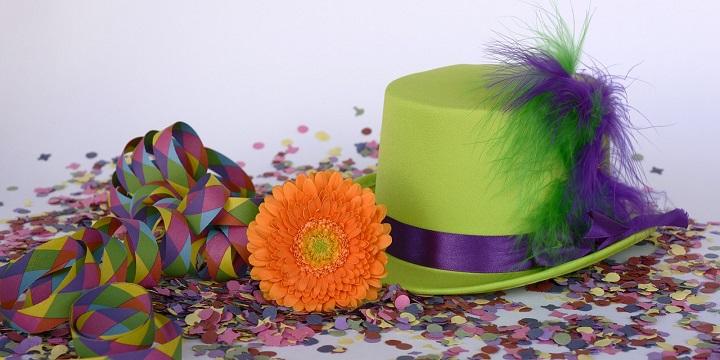 Facebook nos permite felicitar el carnaval