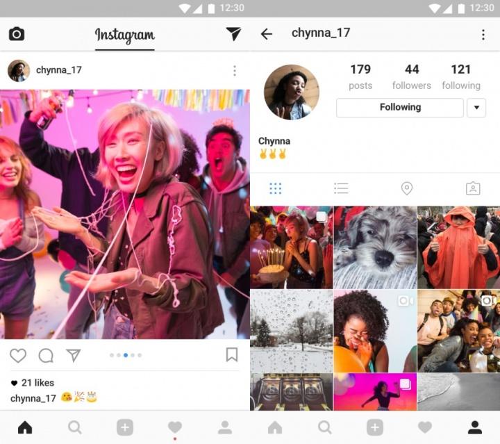 Imagen - Instagram ahora permite compartir varias fotos en una misma publicación