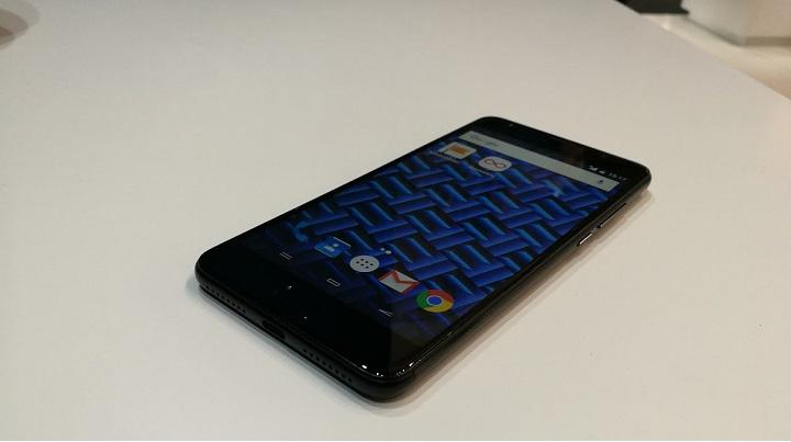 Energy Phone Pro 3, un smartphone con 3.000 mAh de batería y doble cámara