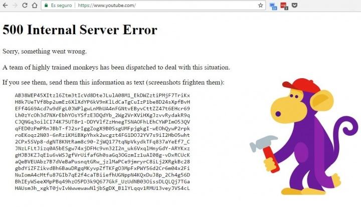 Imagen - YouTube está sufriendo problemas de funcionamiento