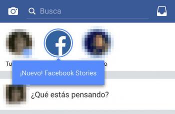 Imagen - Las Historias de Facebook llegan a todos en España