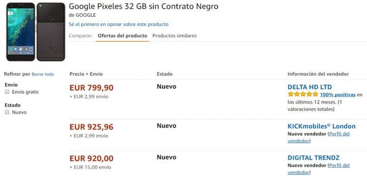 Imagen - Dónde comprar el Google Pixel