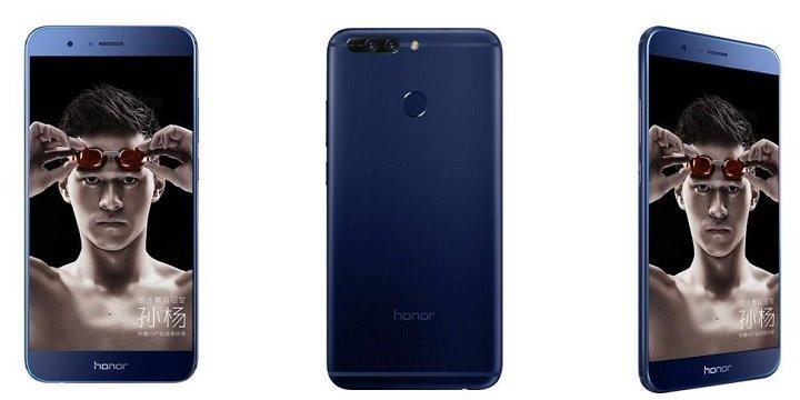 Imagen - Honor V9 es oficial con doble cámara trasera y batería de 4.000 mAh