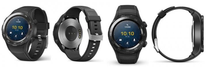 Imagen - Huawei Watch 2 será presentado en el MWC: conoce todos los detalles ya
