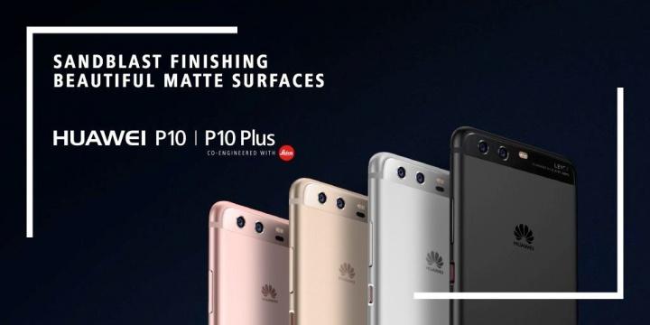Imagen - Huawei P11 llegará en febrero de 2018