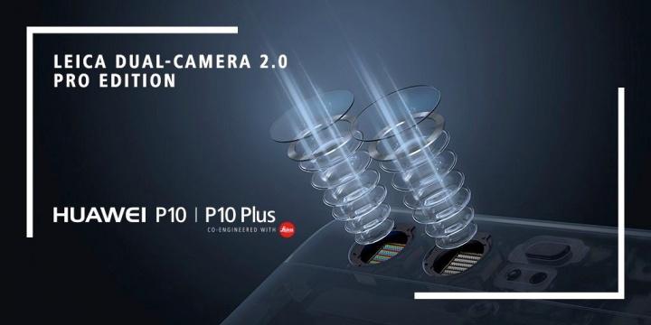 Imagen - Huawei P10 y Huawei P10 Plus ya son oficiales
