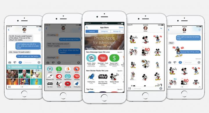 Imagen - Toda la información sobre iOS 10, novedad a novedad