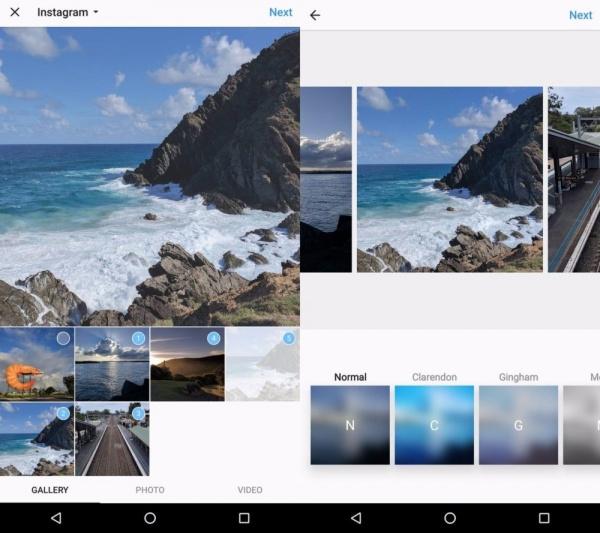 Imagen - Instagram permitiría añadir varias fotos por publicación