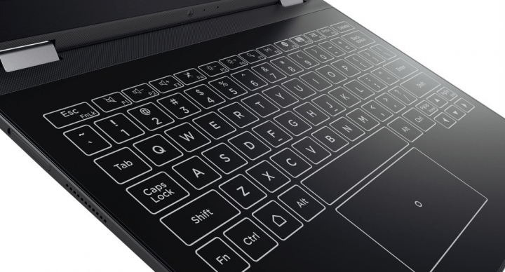 Imagen - Lenovo Yoga A12, un portátil convertible con teclado táctil
