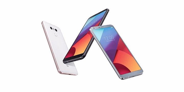 LG G6 presentado en el MWC, conoce todos los detalles