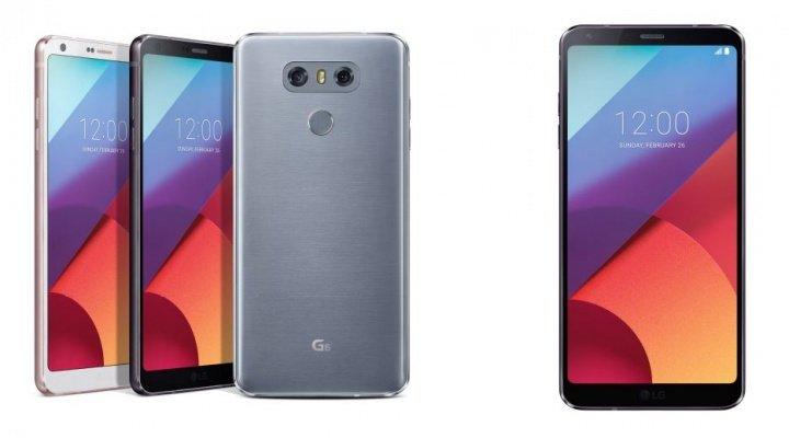 Imagen - LG G6 presentado en el MWC, conoce todos los detalles